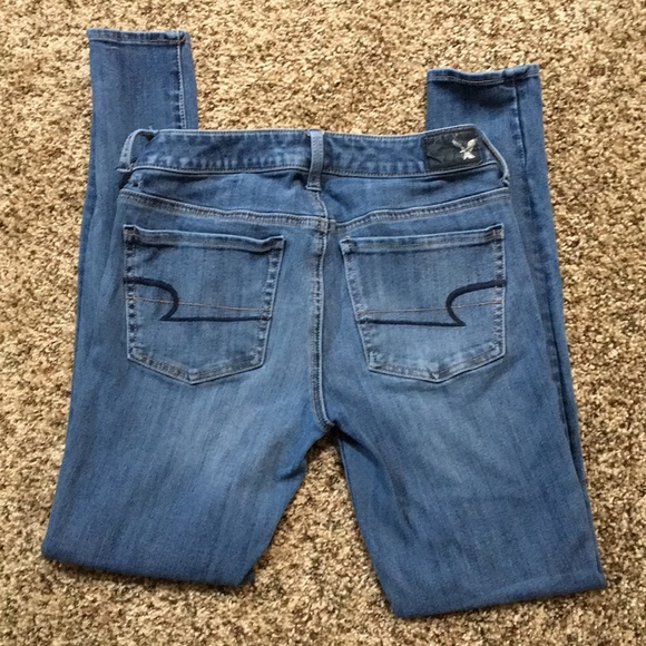American Eagle Outfitters Denim - American Eagle outfitters skinny jeans size 4